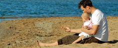 Der Vater liefert einen ganz wichtigen und anderen Beitrag zur Entwicklung des Kindes als die Mutter.