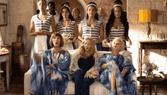 Mamma Mia, Julie Walters, Here I Go Again, Lily James, Amanda Seyfried, Meryl Streep, Series Movies, Musical Theatre, Movies Showing