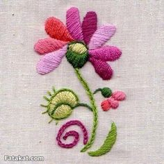 Blooming Embroidery Class