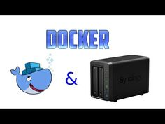Docker and NAS Synology Entorno gráfico 2