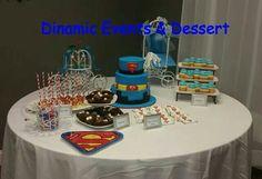 The candy bar & cake