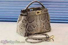 fendi python peekabo satchel - Google Search Pitón 576a5478e13be