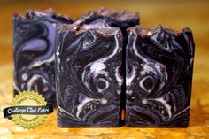 Outer space spoon swirl soap by Claudia Goat Milk Soap, Cold Process Soap, Soap Recipes, Handmade Soaps, Soap Making, Swirls, Lip Balm, Nom Nom, Spoon