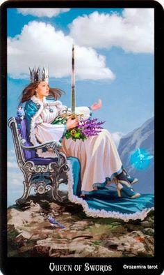 Witches Tarot by Ellen Dugan, Mark Evans