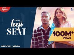 Kaka : Teeji Seat (Official Video) Aakansha   New Punjabi Songs 2021-Latest Punjabi Songs 2020 2021 - YouTube All New Songs, News Songs, Youtube, Youtubers, Youtube Movies