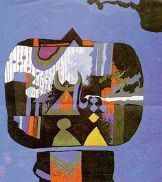 iraqi art - Dia' Al-Azzawi 1939  epic allusion