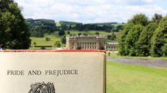 Chatsworth House, Edensor, Derbyshire, England, UK (Pemberley exteriors/ Pemberley's grand staircase/ Pemberley's sculpture gallery) #janeausten