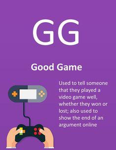 G.G. - Good Game