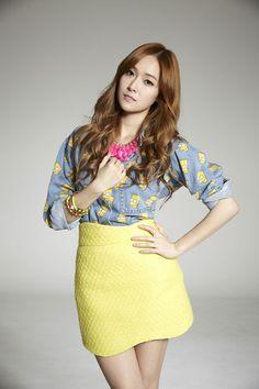 Girls' Generation - News Interview - Jessica