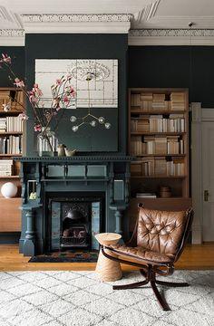 a fall inspired living room on apartment 34 Room Inspiration, Decor, Interior Design, Apartment Decor, Home, Interior, Interior Furniture, Home Decor, Room