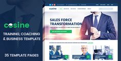 Cosine - Training, Coaching / Business HTML Template  -  http://themekeeper.com/item/site-templates/cosine-training-coaching-business-html-template