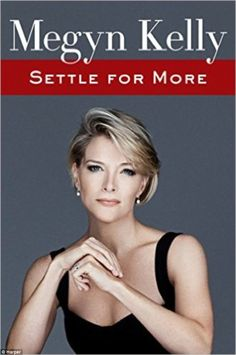 Unveiling:Megyn Kelly revealed the cover and title of her memoir (above), which will be r...