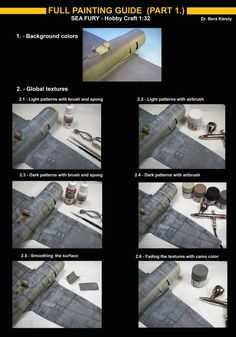 Scale modeling tutorials by Bera Károly. #scalemodeling #models #tutorials #modelairplane