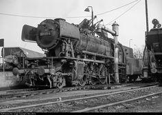 RailPictures.Net Photo: 023 071 Deutsche Bundesbahn Steam 2-6-2 at Dillingen, Germany by J Neu, Berlin