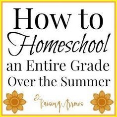 """Does your child need to """"catch up"""" on school this summer? Here's how!"""