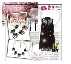 """Gorgeous"" by happinessbtq ❤ liked on Polyvore"