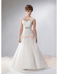 Organza Zip Naturel Robes de mariée 2015