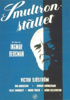 """Il posto delle fragole"" - Ingmar Bergman"