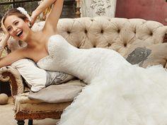 Suzhou INFINITE 2014 china custom made mermaid organza wedding dress € Wedding Dress Organza, Wedding Dress Train, Tulle Wedding, Tulle Lace, Dress Lace, Wedding Bells, Prom Dresses Uk, Bridal Dresses, Party Dresses