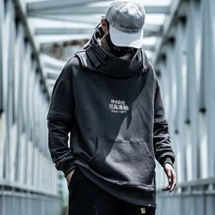 HOODIE 1977 for a trendy look ! Streetwear Hoodie for a unique urban look! This Streetwear Hoodie is perfect for a trendy look ! Style Streetwear, Japanese Streetwear, Streetwear Fashion, One Dapper Street, Urban Outfits, Adidas Jacket, Sneakers, Mens Fashion, Fashion Outfits