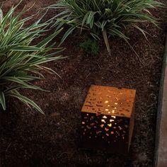 B.Lux AMS Outdoor Bollard Lamp