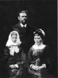 Hans O Magleby and sisters (courtesy of JMM)