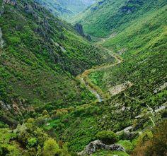 Vikos, Epirus, Greece by Stathis Chionidis, via Panoramio