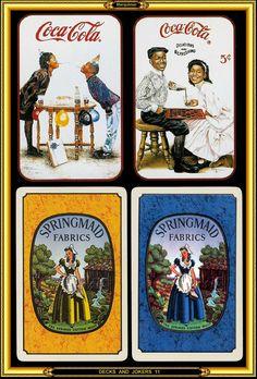 Naipes colección - Playing cards