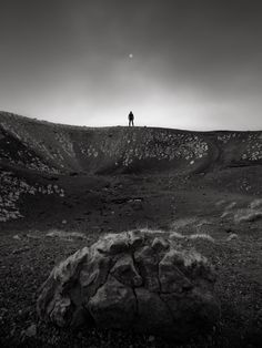 Artwork, Nikon D3, In memory of the great David Bowie recently passed away i decided to call this series taken on Mount Etna during my last Christm… - Image #559758