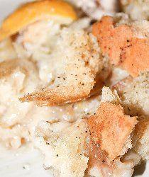 Sourdough Chicken Casserole   AllFreeCasseroleRecipes.com