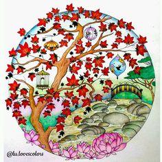 Do Livvro Joyous Blooms To Color De Eleri Fowler Bayan Boyan Divasdasartes Arte E Colorir Topcoloridos Jardineirasassumidas Colorirlove