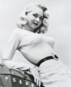 Joi Lansing for Hot Car 1958