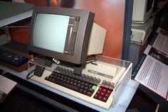 Merlin Tonto computer. Also inspiration for the Retro DSA keycap set.