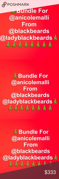 🎄Bundle for @anicolemalli only 🎄 🎄Bundle for @anicolemalli only 🎄 Vintage Accessories