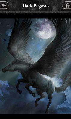 Dark Pegasus Evolve Stage 1