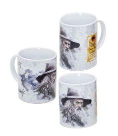 The Hobbit : Mug porcelaine Gandalf