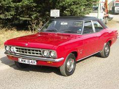1972 Vauxhall Ventora FD Series