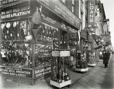 Pawn Shop, 48 Third Avenue, Manhattan. (February 04, 1937). NYPL Digital Gallery.