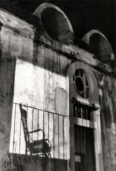 by André Kertész Acapulco, 1955.