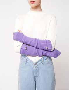 Bonnie's Arm Warmers on aere-store.com