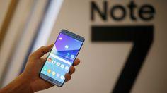 Samsung končí s výrobou Galaxy Note 7
