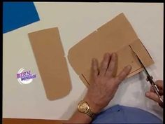 Hermenegildo Zampar - Bienvenidas TV - Explica la costura del bolsillo p...