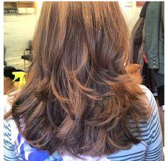 Cut My Hair, Her Hair, Hair Cuts, Hairstyles Haircuts, Pretty Hairstyles, Hair Inspo, Hair Inspiration, Hair Dye Colors, Aesthetic Hair