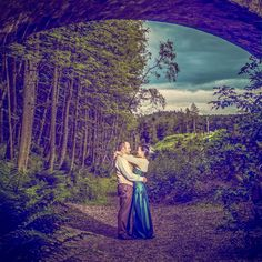 Mandy Charlton - Photographer, Explorer, Writer, Traveller, Blogger: Dan and Claire, A Garden Station Wedding, Langley near Hexham, Northumberland