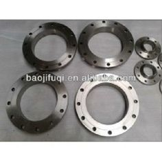 Titanium Flange: All sizes can be made. Welcome to purchase. http://www.productsx.net/mall/482/1130.html