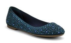 I do need new navy flats.  Sperry Top-sider  Women's Emma Flat   $54.50 from Macy's