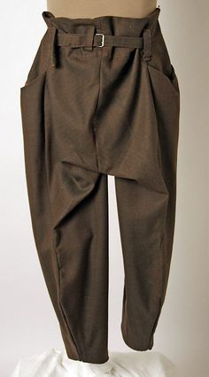 Pirate trouser /Even tho theze are men'z pantz I'd rock em' anyway...