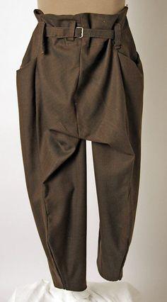 Pirate trouser /Even tho theze are men'z pantz I'd rock em' anyway...