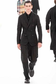 Ermenegildo Zegna Spring 2016 Menswear Fashion Show: Complete Collection - Style.com