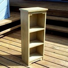 Book Case , Great storage  for CDs, DVDs and your favorite reading ma